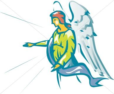 388x320 Wondrous Guardian Angel Clipart Free Download Clip Art