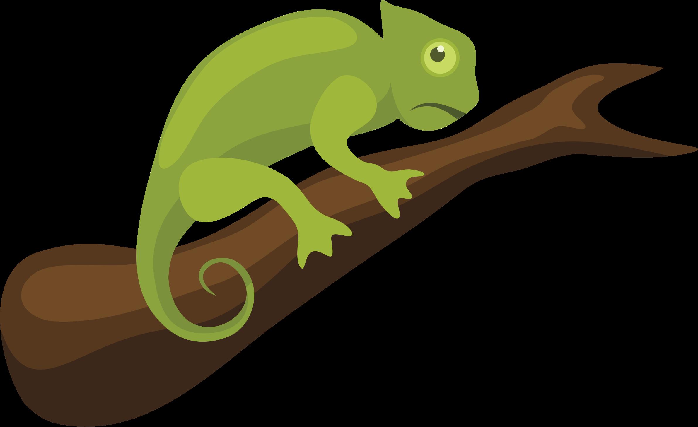 2383x1458 Incredible Ideas Chameleon Clip Art