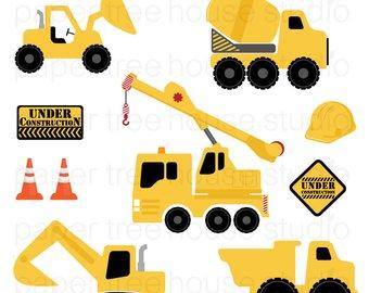 340x270 Crane Truck Etsy