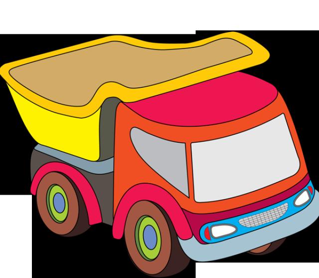 640x557 Toy Clipart Dumptruck