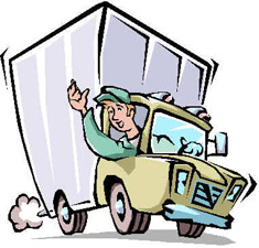 235x225 Truck Clipart Delivery Truck