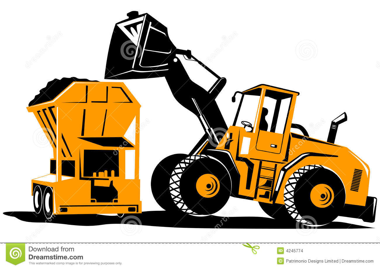 1300x920 Truck Clipart Front Loader