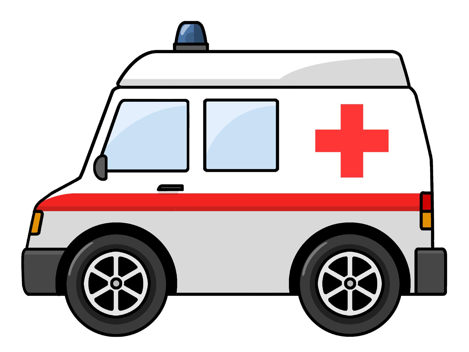 1600x1200 Ambulance