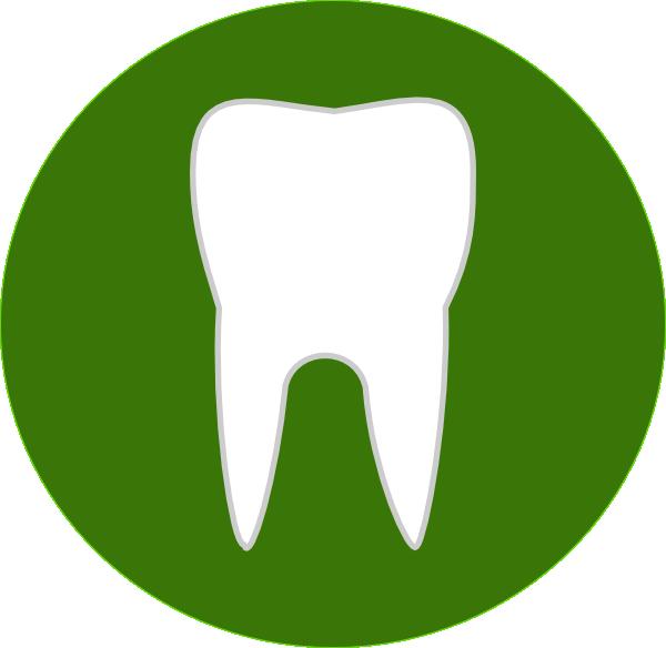 600x584 Dental Tooth Clip Art
