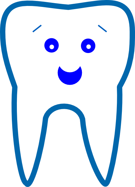 432x596 Blue Tooth Svg Clip Arts Download