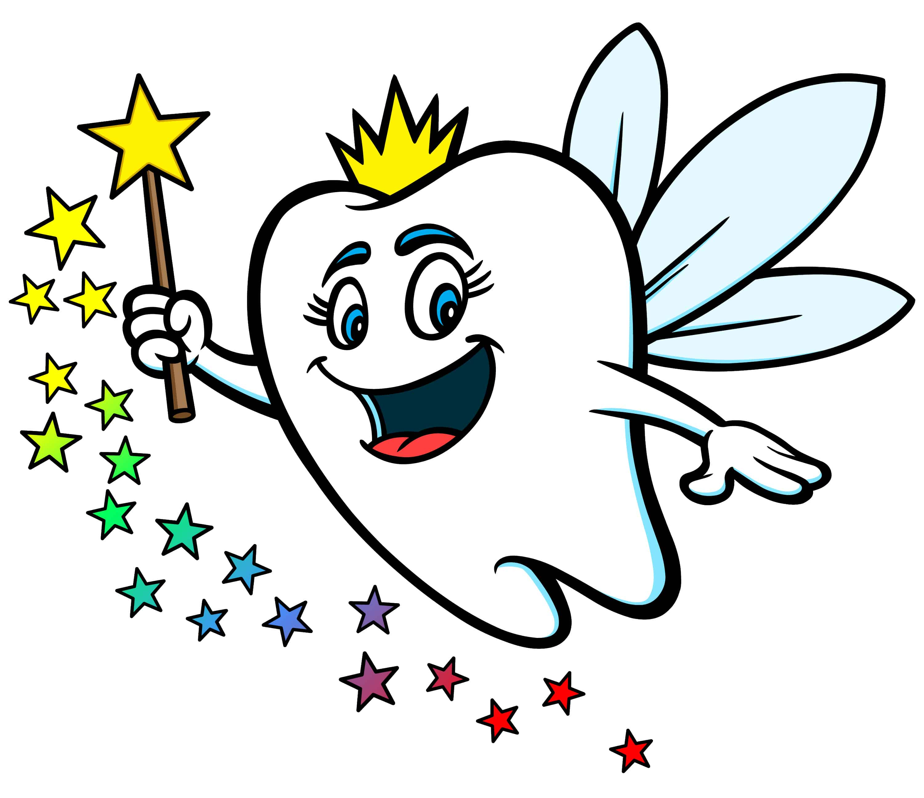 3000x2592 Neat Design Tooth Fairy Clipart Clip Art Royalty Free Gograph