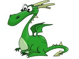 Toothless Dragon Clipart