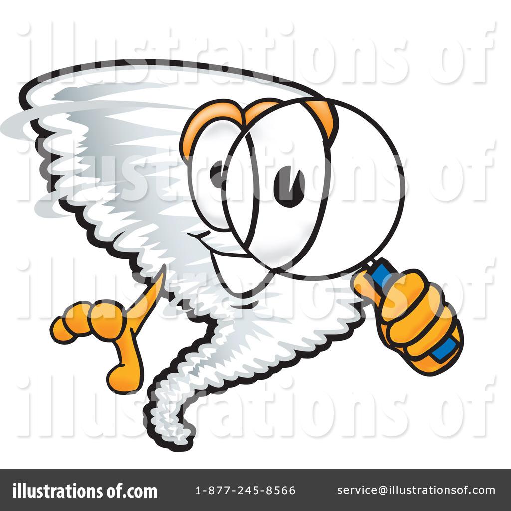 1024x1024 Mascot Clipart 27813 Clip Art Graphic Of A Jumping Tornado Mascot