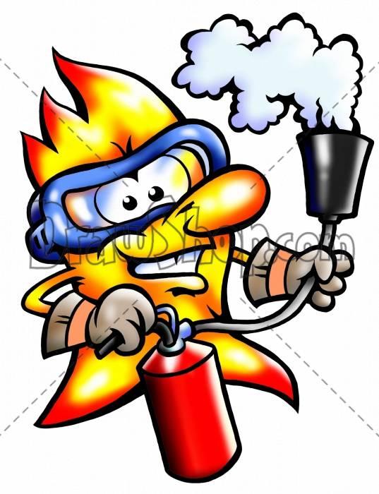 537x700 Burn Clipart Tornado Drill