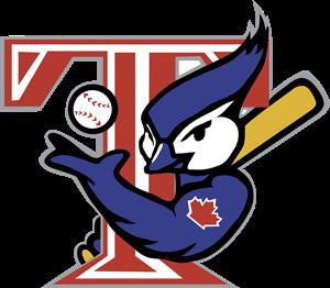 300x262 Toronto Blue Jays Logo Vector (.svg) Free Download