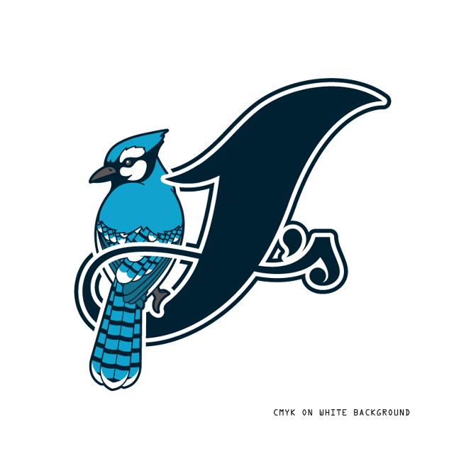640x640 Toronto Artist Redesigns Blue Jays Logo