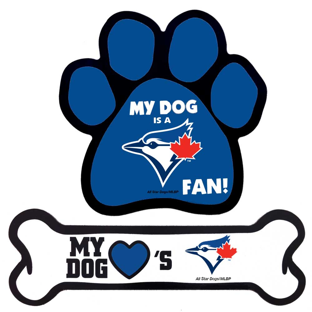 1000x1000 All Star Dogs Toronto Blue Jays Pet Products