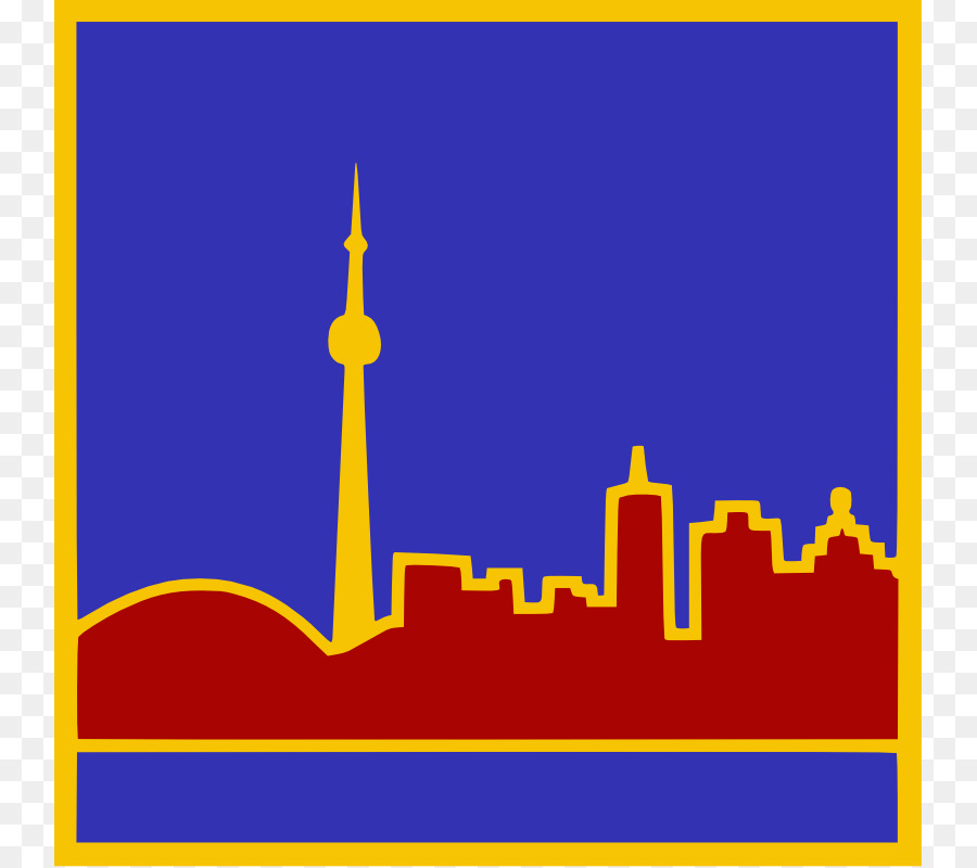 900x800 Toronto Cities Skylines Clip Art