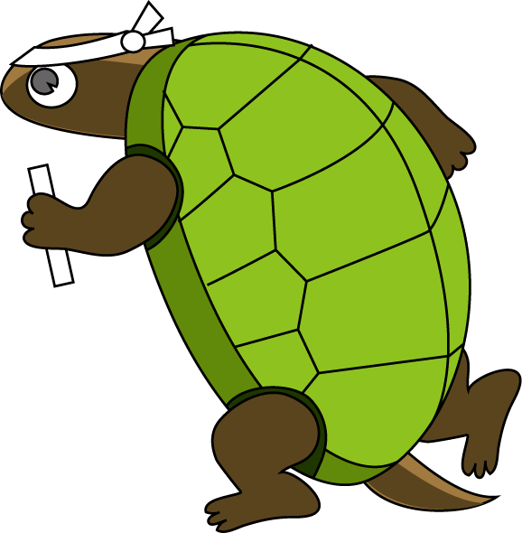 578x590 Turtle The Tortoise And The Hare Clip Art