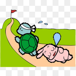 Tortoise And The Hare Clipart at GetDrawings | Free download