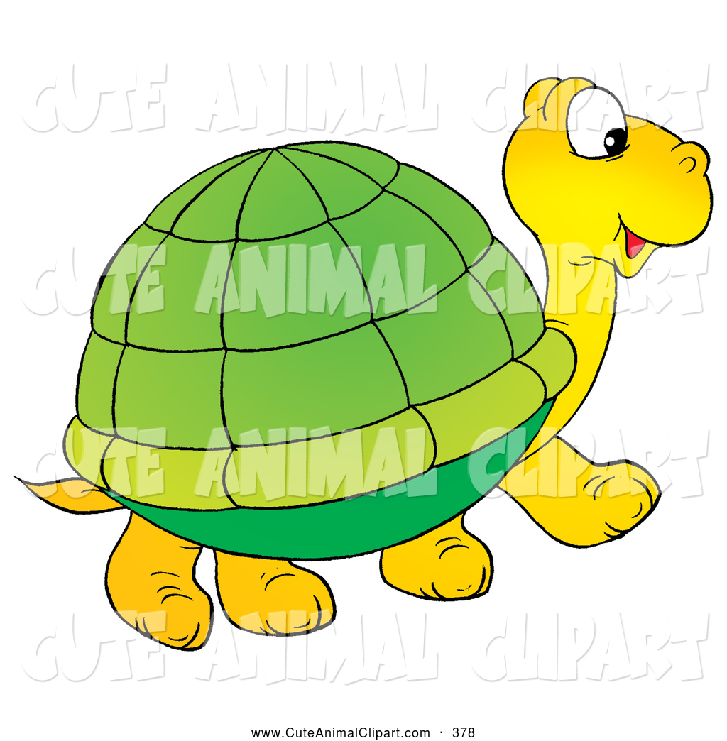 1024x1044 Clip Art Of A Smiling Cute Yellow Tortoise With A Green Shell