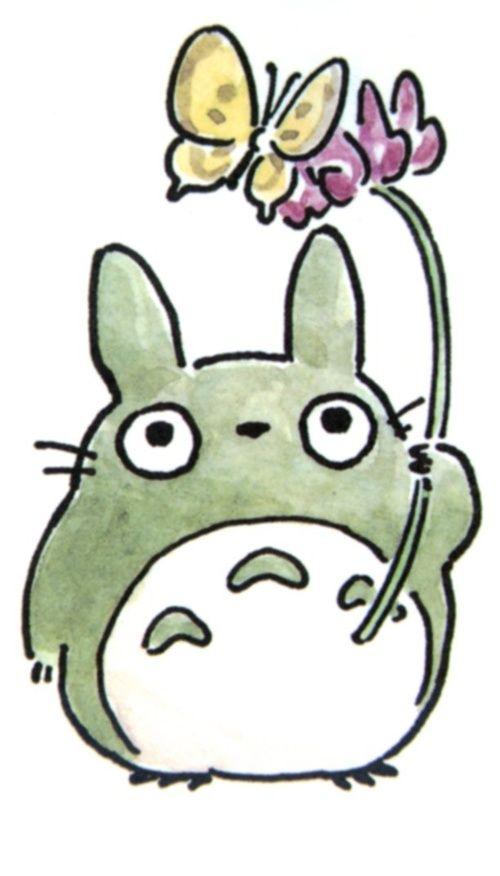 Totoro Clipart