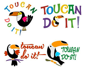340x270 Toucan Art Design Etsy