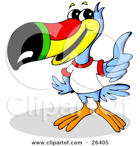 450x470 Toucan Clipart Beak