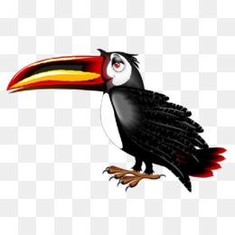 260x260 Bird Toucan Clip Art
