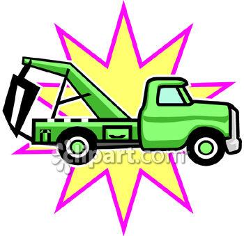 350x339 Tow Truck Wrecker