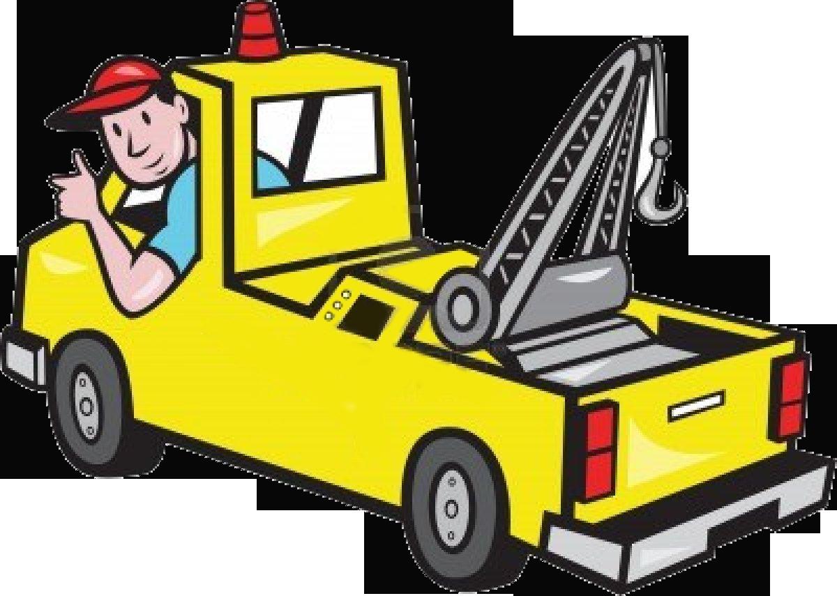 1200x855 Mechanic Tow Truck Clipart
