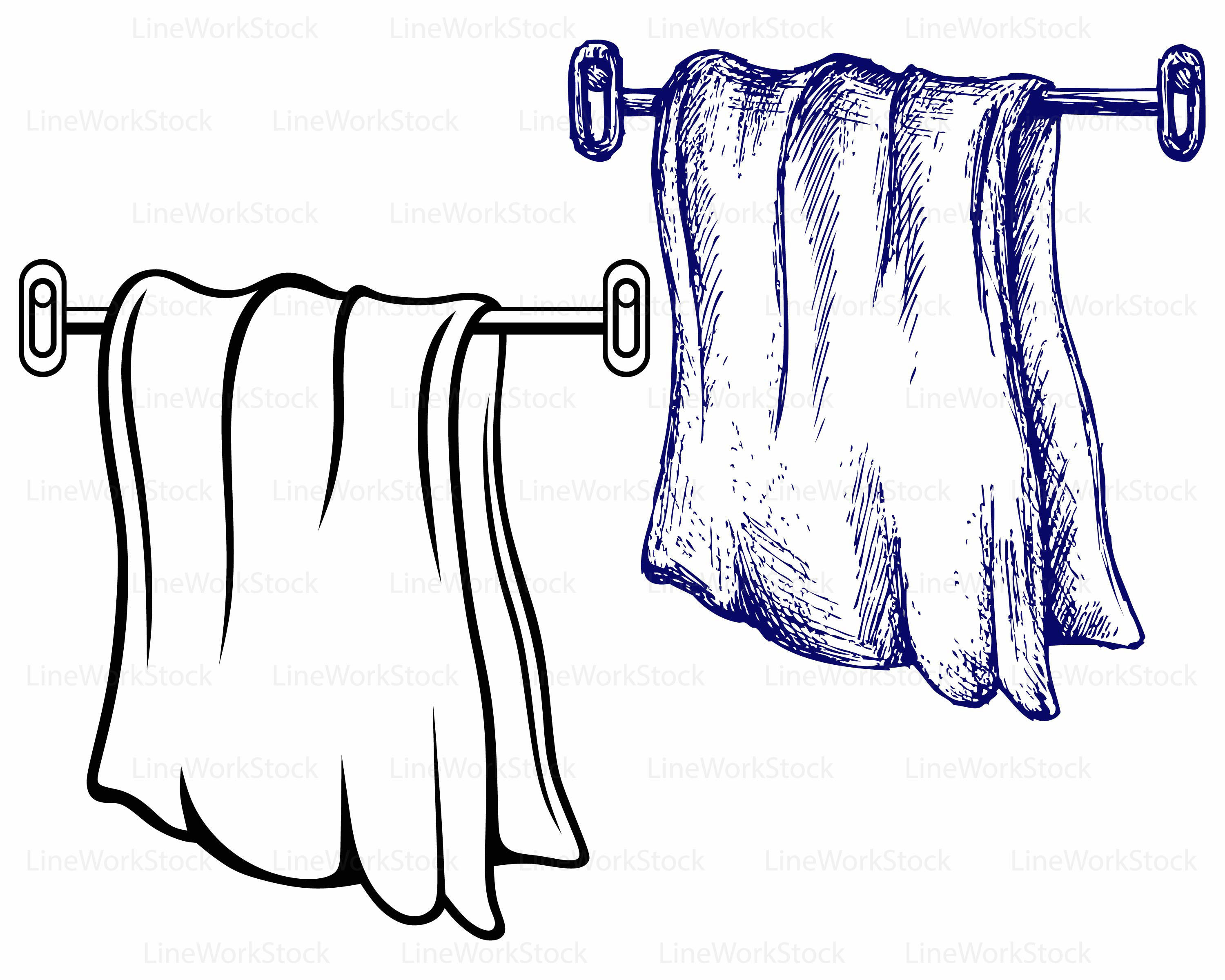 towel clipart at getdrawings com free for personal use towel rh getdrawings com beach towel clip art towel clipart png