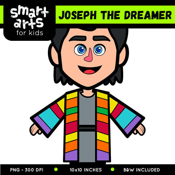 570x570 Joseph The Dreamer Clip Art Cricut Bible Character