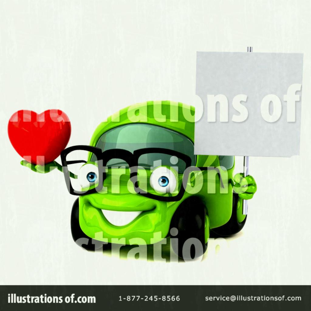1024x1024 Little Green Car Clipart By Julos Toy Free Clip Art Beauteous