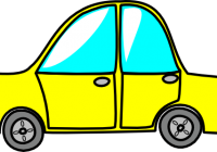 200x140 Toy Car Clipart Yellow Toy Car Clip Art