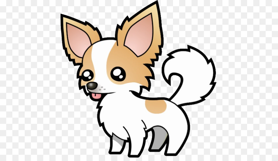 900x520 Chihuahua Puppy Cartoon Drawing Clip Art