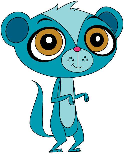 500x617 Littlest Pet Shop Tv Show Clip Art Cartoon Clip Art