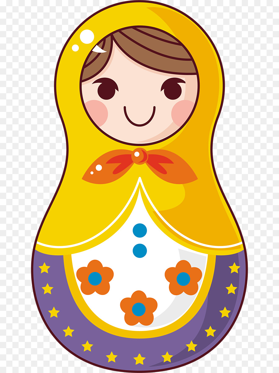 900x1200 Matryoshka Doll Souvenir Toy Clip Art