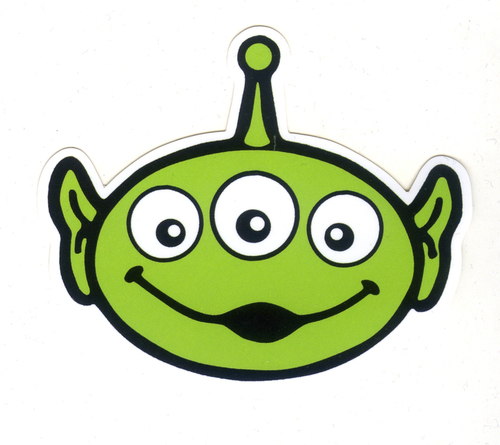 Toy Story Alien Clipart