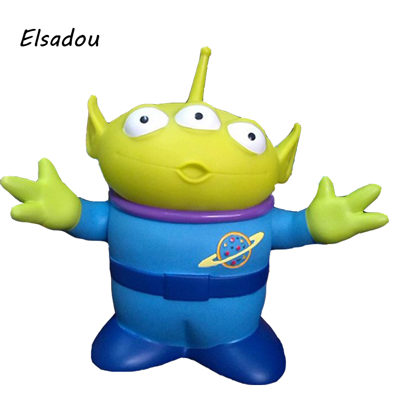 800x800 Elsadou Toy Story 3 Aliens Action Figures 22cm Action Amp Toy