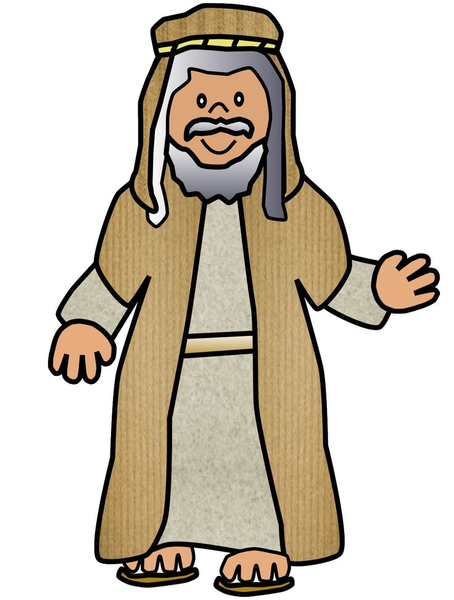 454x600 Biblical Characters Clipart Free Images