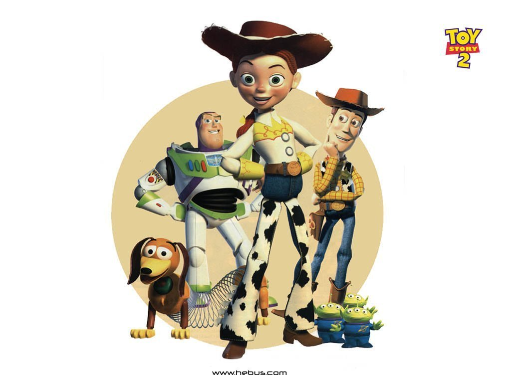 1024x768 Jessie (Toy Story) Images Jessie Wp Hd Wallpaper And Background