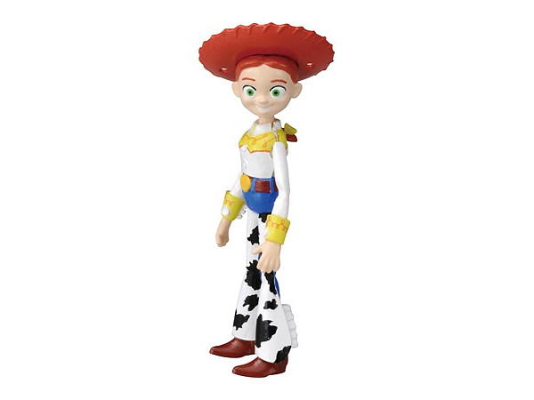 600x450 Metal Figure Collection (Metacolle) Toy Story Jessie By Takara