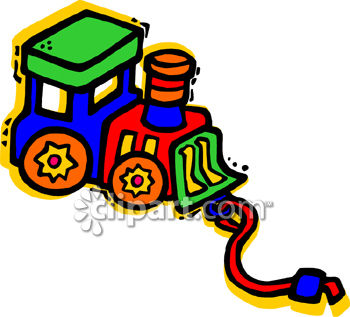 350x317 Toy Train Clip Art Clipart