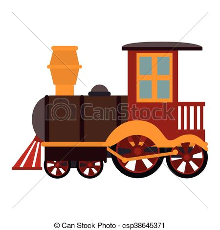 450x470 Train Kid Toy Icon Vector Illustration. Train Kid Toy ,black