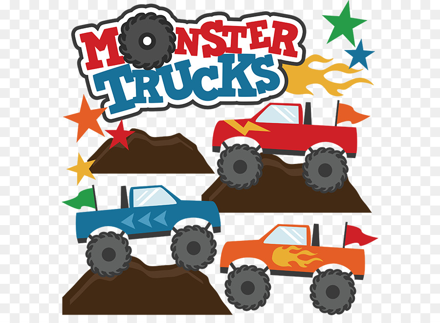 900x660 Car Pickup Truck Ford Excursion Monster Truck Clip Art