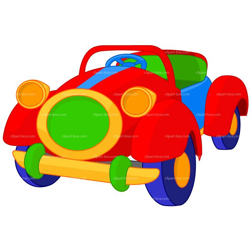 800x800 Model Car Clipart Royalty Free Toy Nobody Clip Art Vector Images