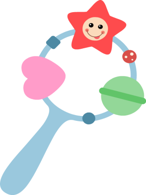 301x400 Fresh Baby Toys Clipart Baby