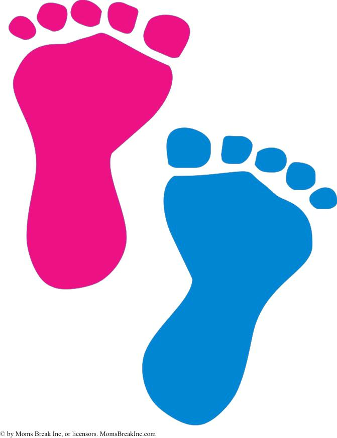 671x873 Free Clip Art Footprints Footprints Shoe Track Download Royalty