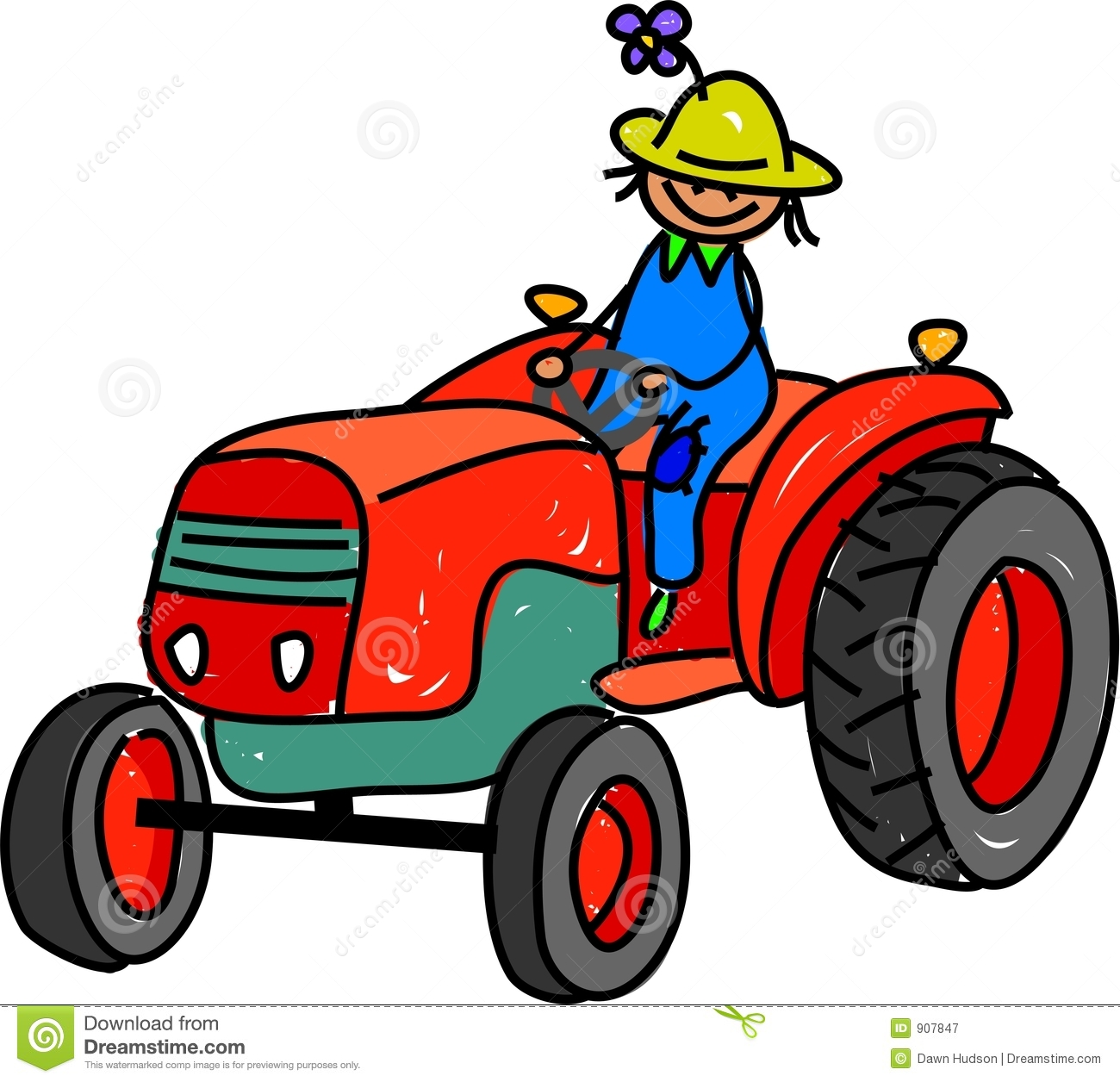 1300x1256 Tractor Clipart For Kids Farmer Kid 907847