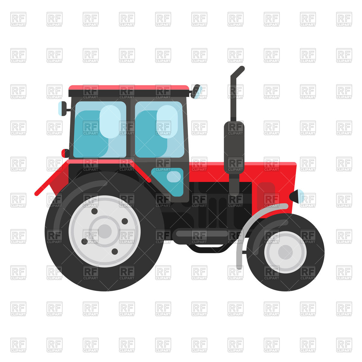 1200x1200 Red Tractor