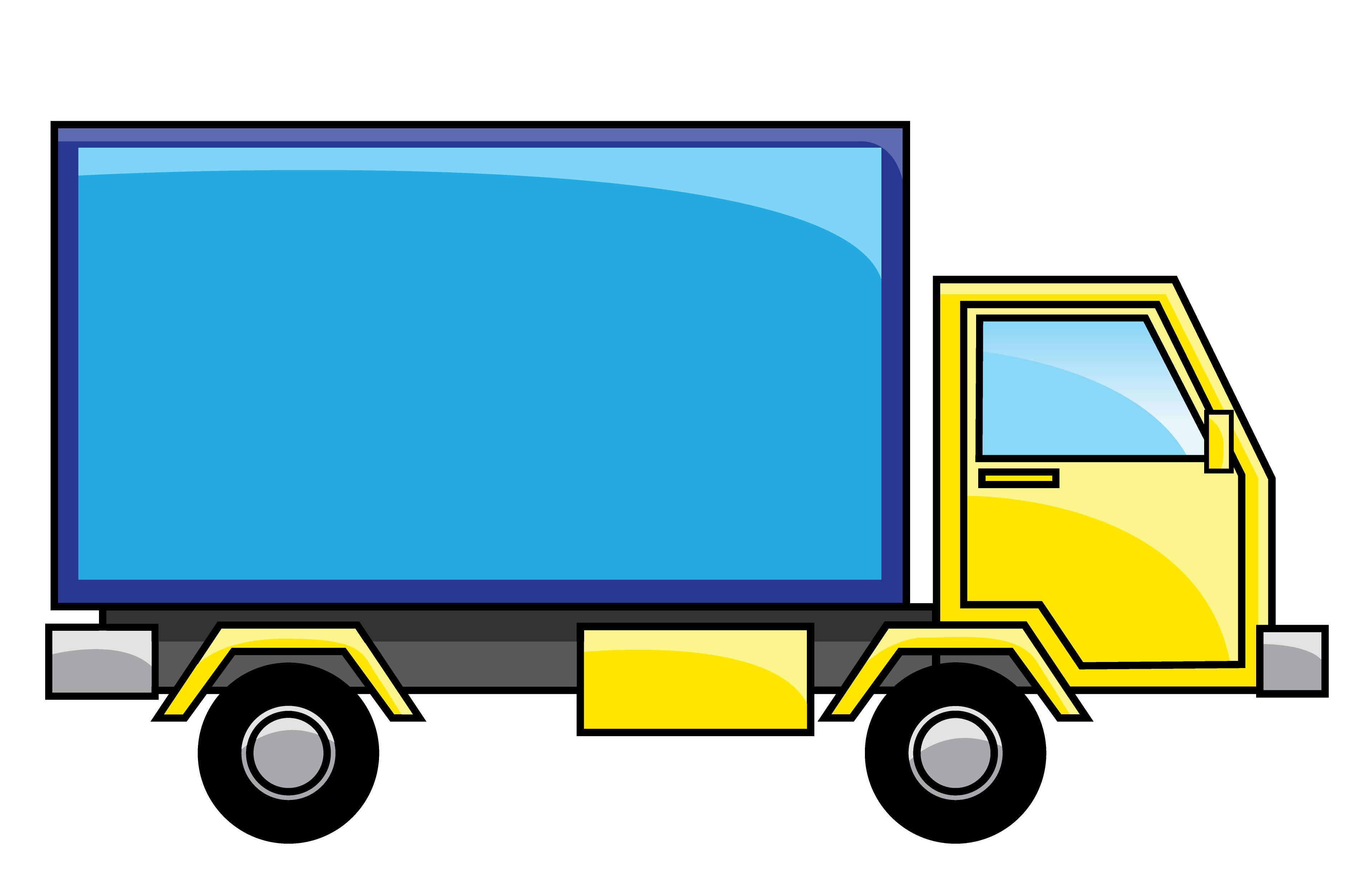 3801x2500 Clip Art Clip Art Truck