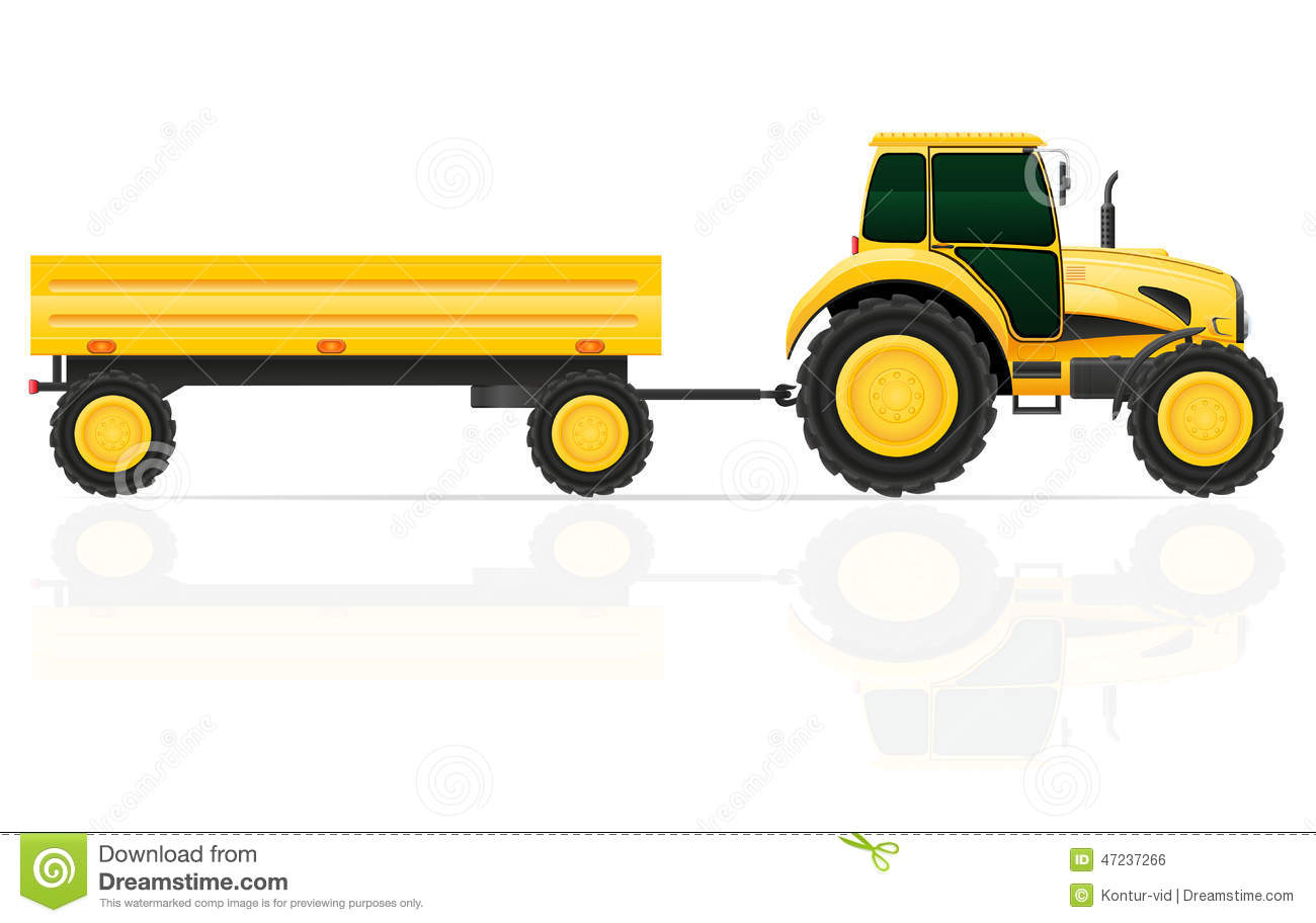 1300x912 Tractor Trailer Illustrations And Clip Art. 1499 Tractor