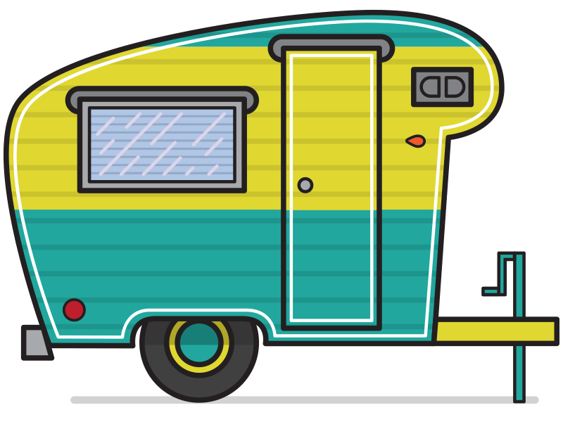 800x637 Camper Clip Art Related Keywords Amp Suggestions