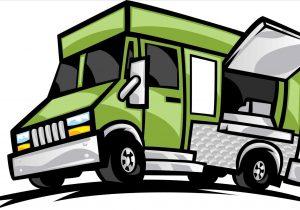 300x210 Food Truck Clipart